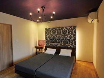大人な雰囲気のお部屋になり大変満足しております。