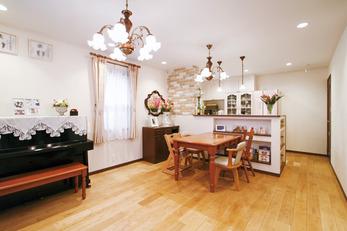 父との同居と私の夢が実家二世帯住宅ですてきにかないました。