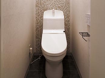 シンプルで清潔感のある空間を演出する壁紙
