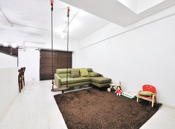 和室をつなげてナチュラルモダンな快適空間に